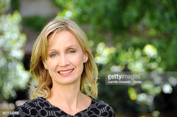 French actress Catherine Marchal attends the photocall for the film 'MR 73' in Rome
