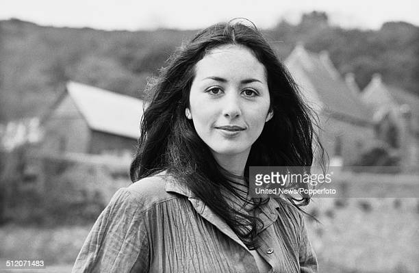 French actress Cecile Paoli who appears in the television drama series Bergerac posed on 30th April 1981