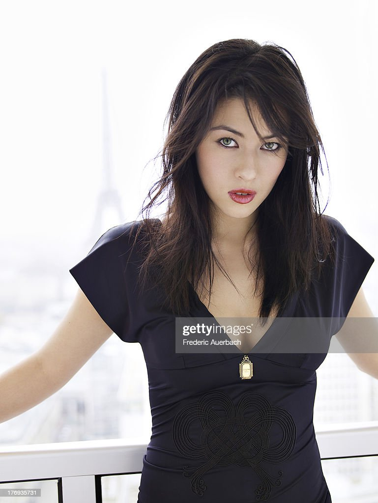 Mylene Jampanoi, Dior, September 1, 2008