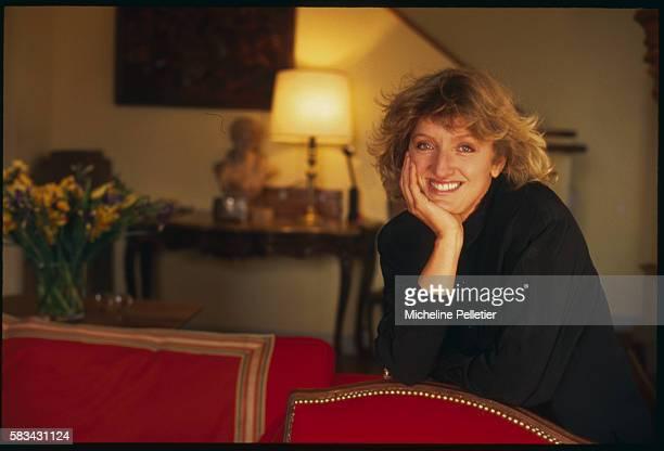 French Actress Charlotte de Turckheim