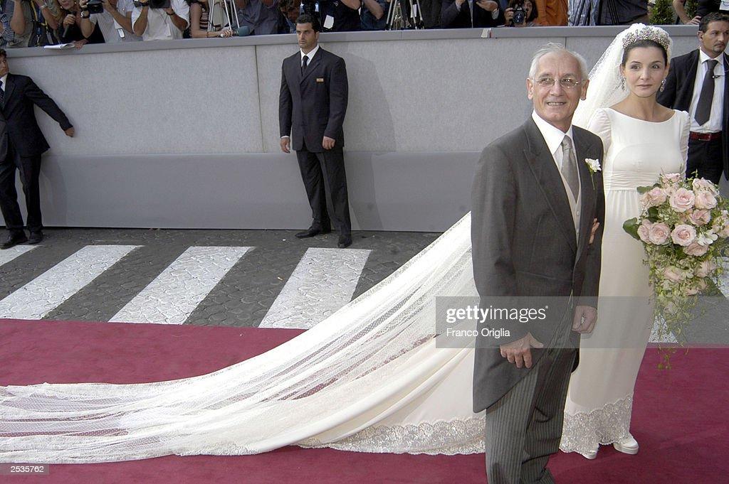 Royal Wedding Of Emmanuel Filiberto Of Savoy : News Photo