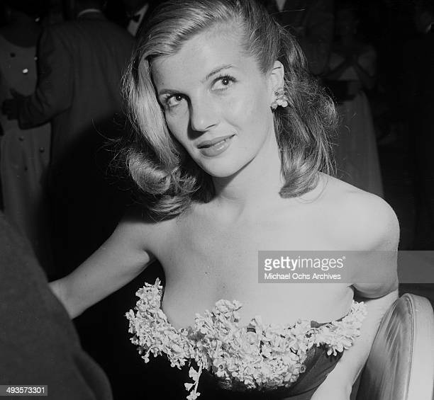 Corinne Calvet Stock Photos And Pictures Getty Images