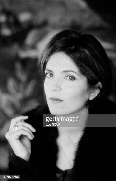 French actress director and screenwriter Agnes Jaoui