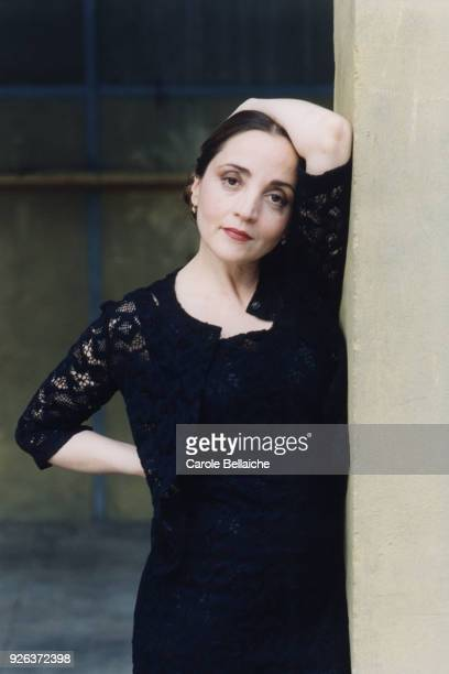 French actress Dominique Blanc has appeared in dozens of French films including 'StandBy'