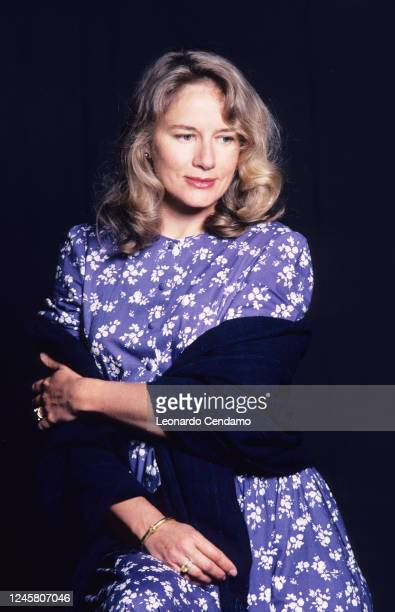 French actress Dominique Sanda, Lido, Venice, Italy, 10th Seeptember 1984.