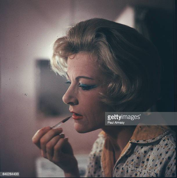 French actress Eleonore Hirt plays the role of mother to the Brigitte Bardot character in the film Vie Privee