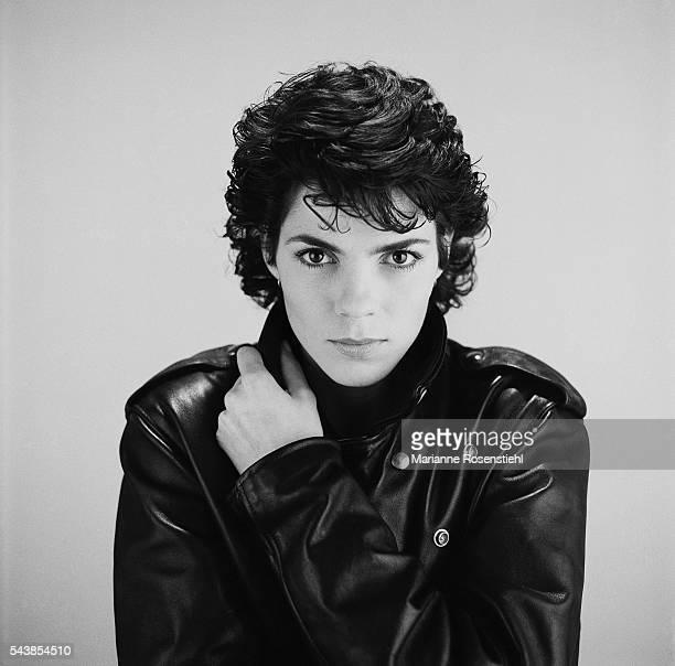 French actress Elisabeth Bourgine