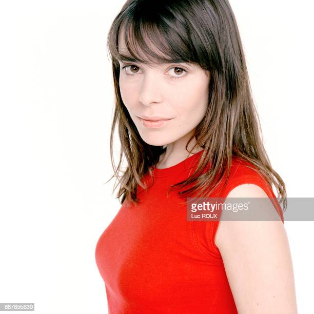 French actress Elodie Bouchez