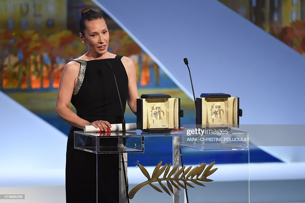 FRANCE-CINEMA-FILM-FESTIVAL-CANNES : News Photo