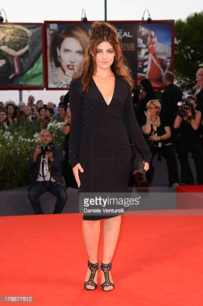 """French actress Esther Garrel attends """"La Jalousie"""" Premiere during the 70th Venice International Film Festival at the Sala Grande on September 5,..."""