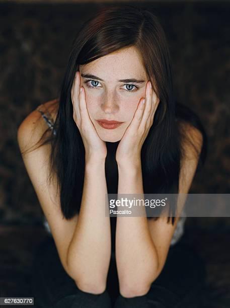 French Actress Eva Green