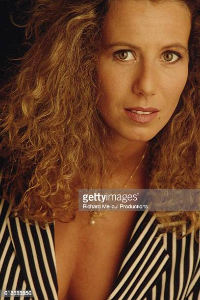 French Actress Fiona Gelin