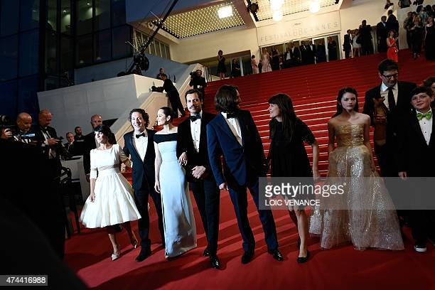 French actress Florence Foresti, French actor Guillaume Gallienne, French actress Marion Cotillard, French actor Laurent Lafitte, French producer...