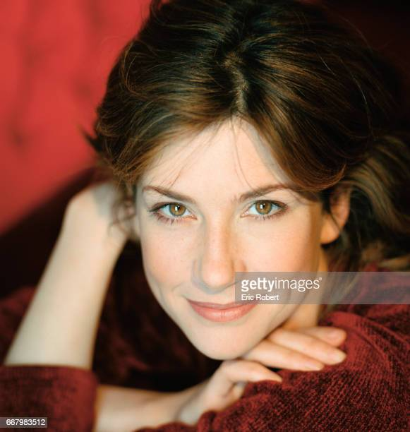 French Actress Florence Pernel