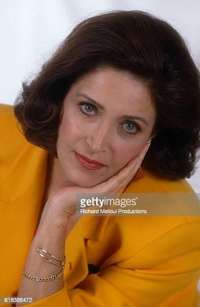 French Actress Francoise Fabian
