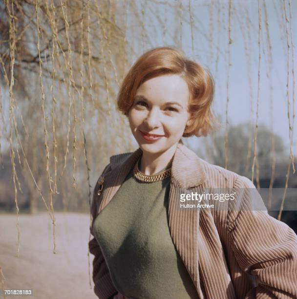 French actress Françoise Arnoul circa 1960