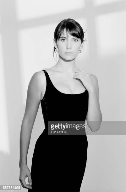 French actress Geraldine Pailhas