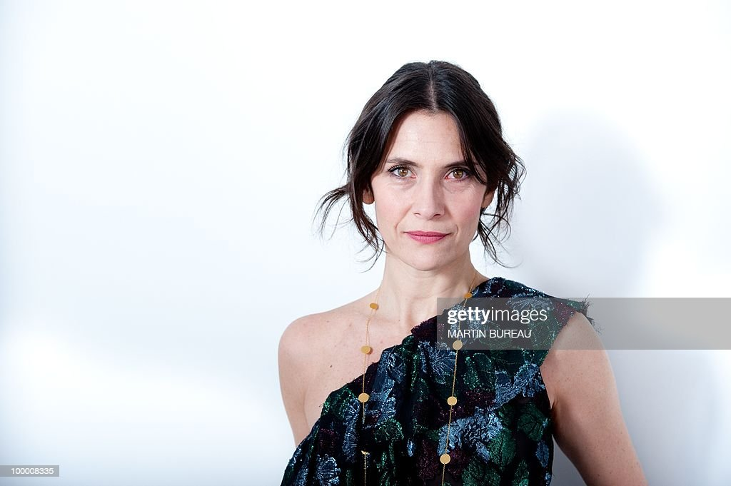 French actress Geraldine Pailhas poses during the 63rd Cannes Film Festival on May 20, 2010 in Cannes.