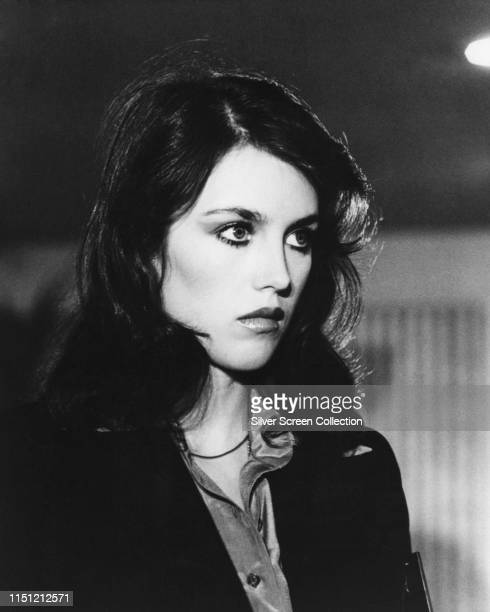 French actress Isabelle Adjani as The Player in the thriller 'The Driver', 1978.