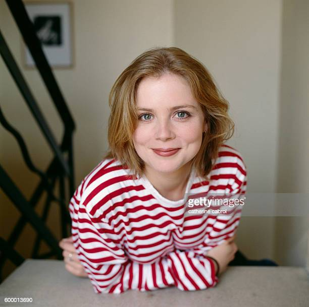 French Actress Isabelle Carre