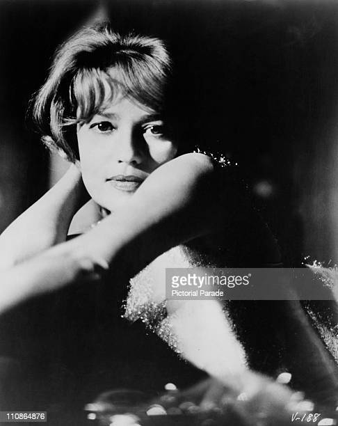 French actress Jeanne Moreau 1963