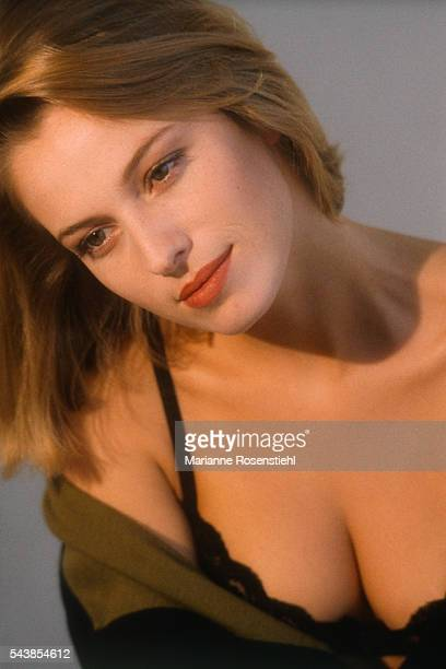 French Actress Jessica Forde