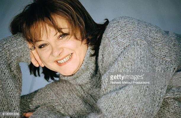 French Actress Josiane Balasko