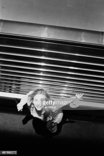 French actress Julie Depardieu