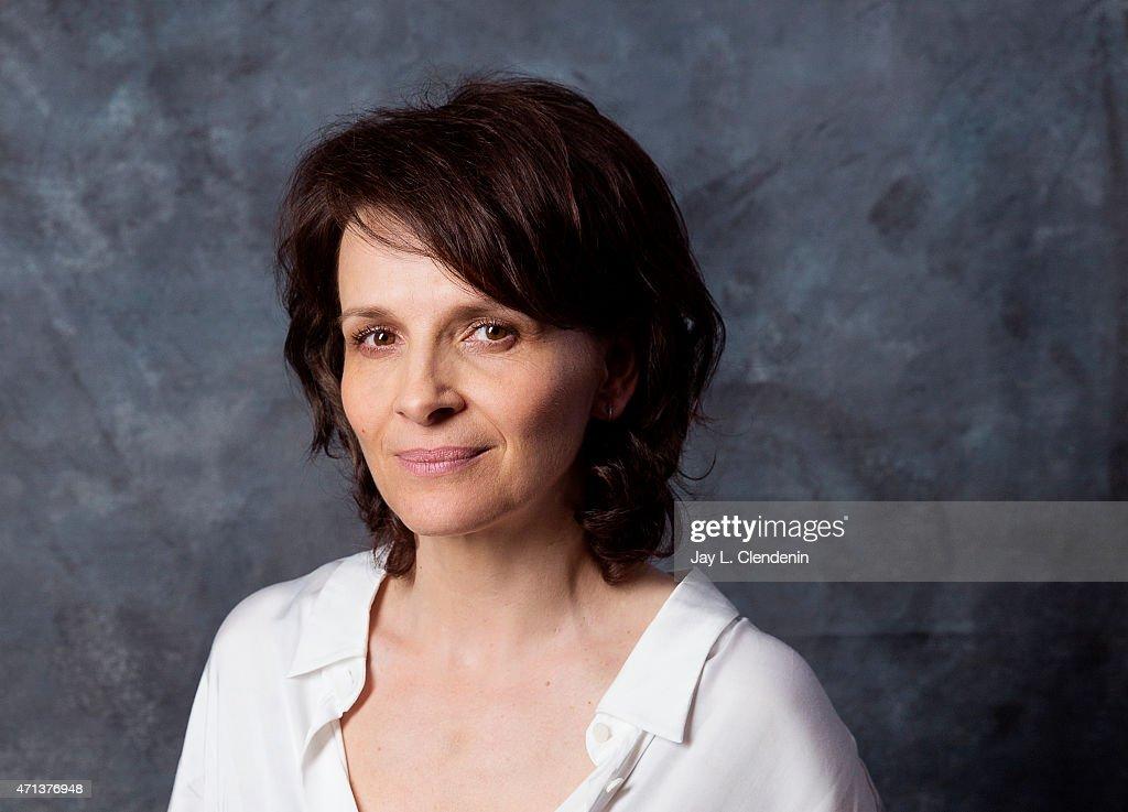 Juliette Binoche, Los Angeles Times, September 6, 2014