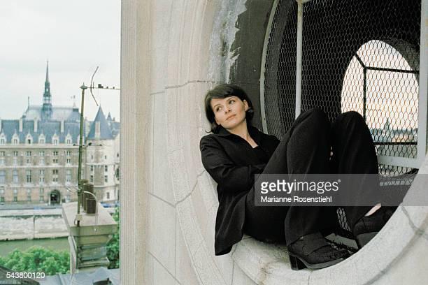 French actress Juliette Binoche
