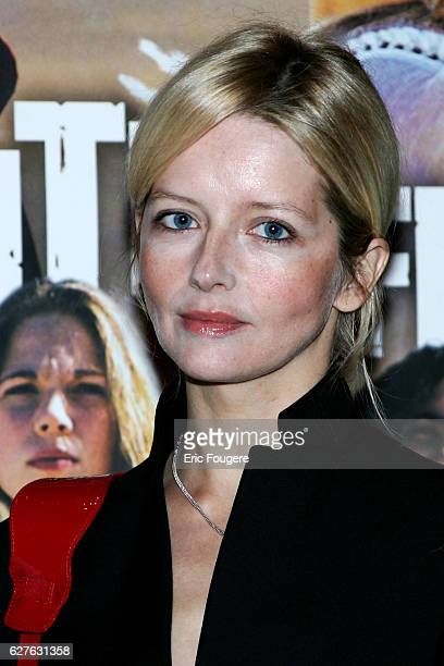 French actress Laure Marsac attends the premiere of JeanLoup Hubert's movie 'Trois Petites Filles' in Paris