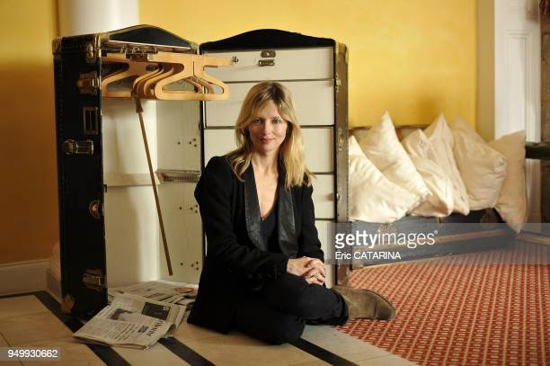 French actress Laure Marsac