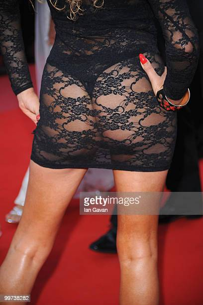"French actress 'Leslie' Afida Turner attends ""Biutiful"" Premiere at the Palais des Festivals during the 63rd Annual Cannes Film Festival on May 17,..."