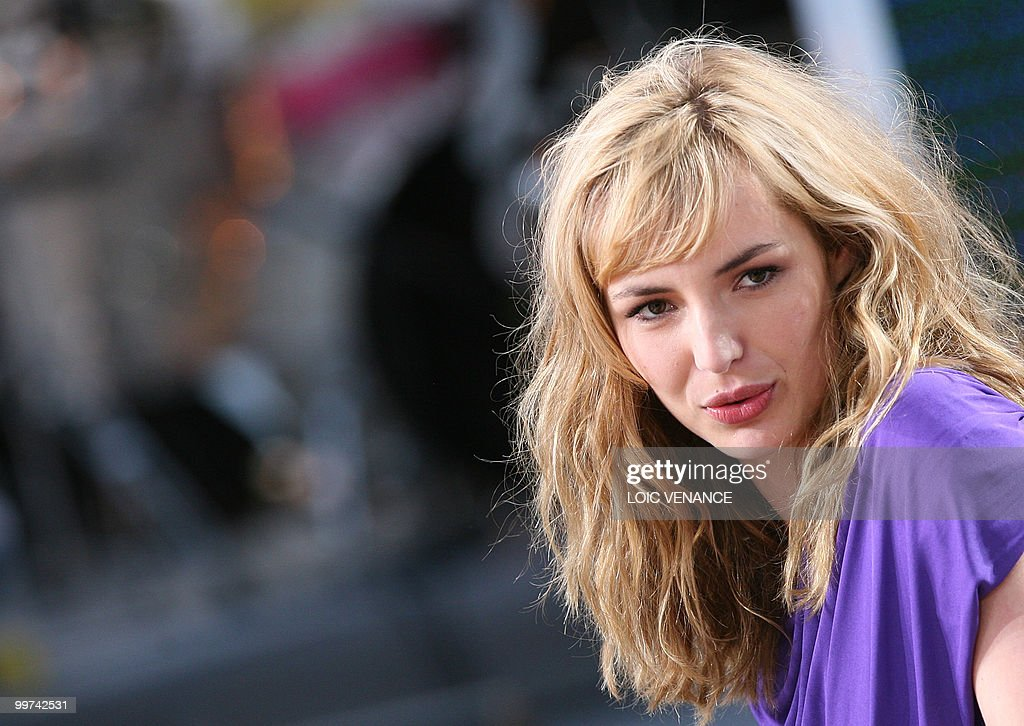 French actress Louise Bourgoin attends t