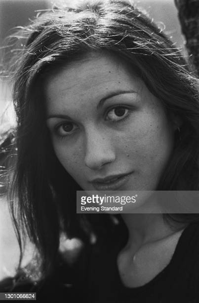 French actress Ludmila Mikael, UK, 29th May 1973.