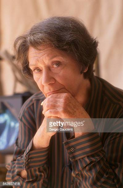 French Actress Maria Casares