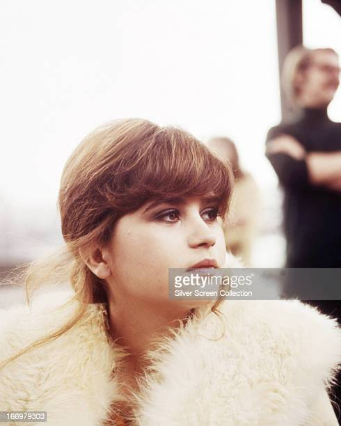 French actress Maria Schneider as Jeanne in 'Last Tango In Paris' directed by Bernardo Bertolucci 1972