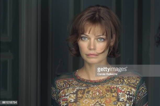 French actress Marianne Denicourt