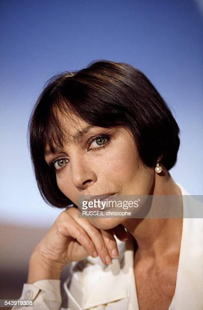 French Actress Marie Laforet