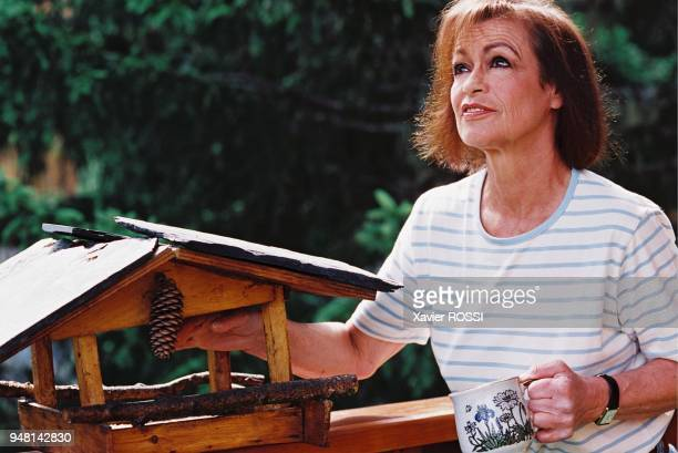 00/00/2002 French actress Marie Versini