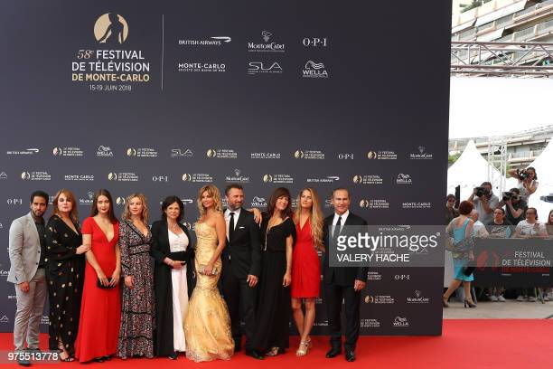 French actress Maud Baecker French actress Charlotte Valandrey French actress Ingrid Chauvin French actor Alexandre Brasseur French actress Anne...