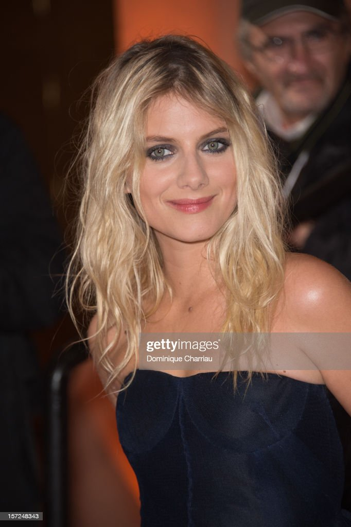 French actress Melanie Laurent attends the 'Touch Of The Light' Opening Film of the 12th Marrakech International Film Festival on November 30, 2012 in Marrakech, Morocco.