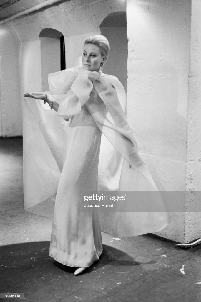 French actress Michele Morgan