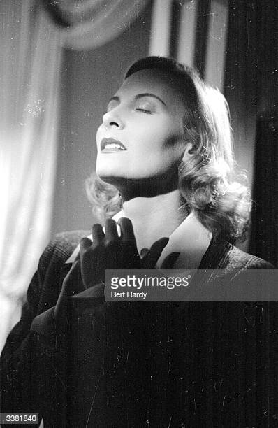 French actress Michele Morgan stars in Carol Reed's latest film 'The Fallen Idol' Based on a story by Graham Greene the film is alternatively titled...