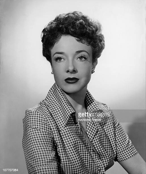 French actress Micheline Presle