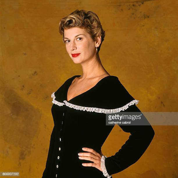 French Actress Michle Laroque