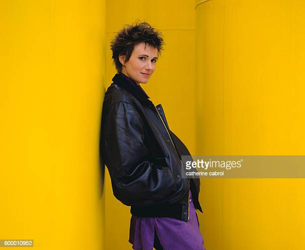 French Actress MiouMiou