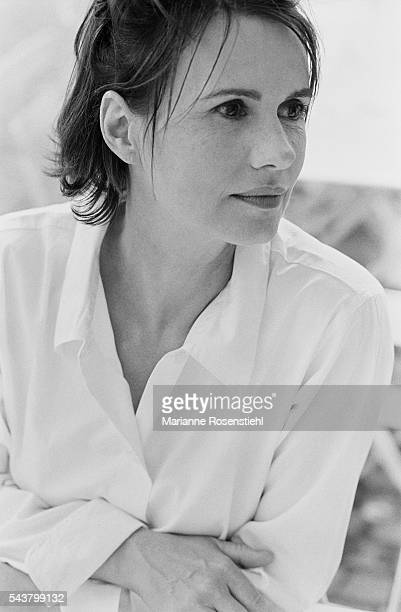 French actress MiouMiou promotes French film Nettoyage A Sec directed by Anne Fontaine