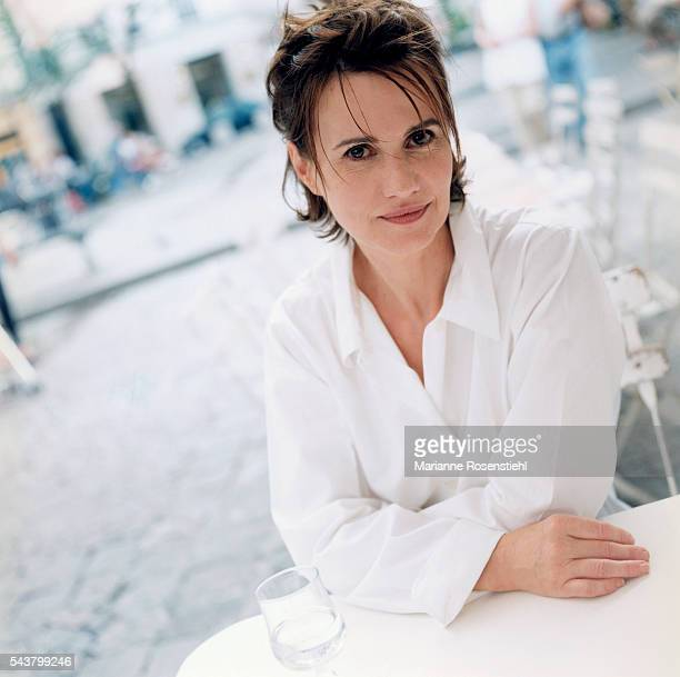 French actress MiouMiou promoting French film 'Nettoyage A Sec' directed by Anne Fontaine