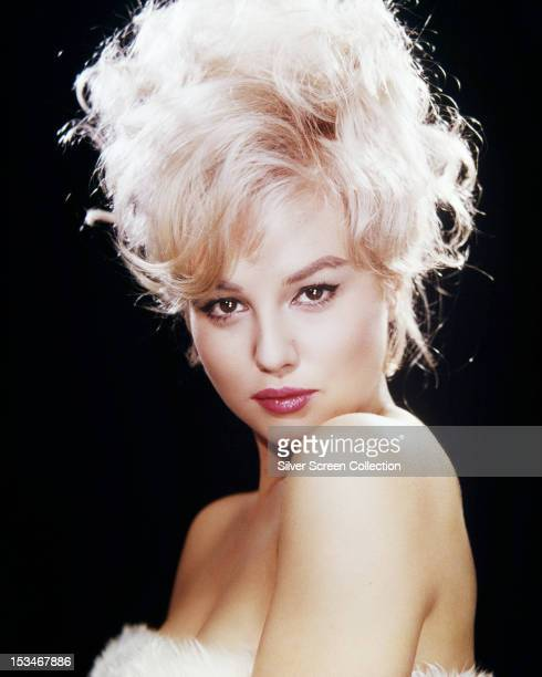 French Actress Mylene Demongeot Circa